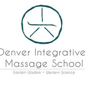 Denver Integrative Massage School logo
