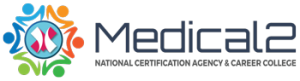 Medical2 Career College and Certification Agency logo