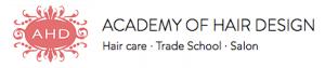 Academy of Hair Design logo