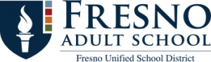 Fresno Adult School logo