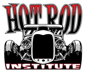 Hot Rod Institute logo