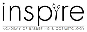 Inspire Academy of Barbering & Cosmetology logo