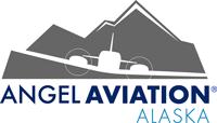 Angel Aviation Flight School logo