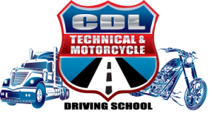 CDL Technical & Motorcycle Driving School logo