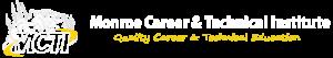 Monroe Career & Technical Institute logo
