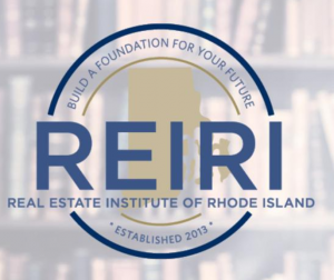 Real Estate Institute of Rhode Island logo