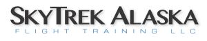 SkyTrek Alaska logo