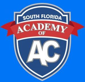 South Florida Academy of AC logo