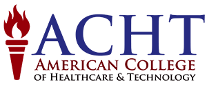 American College of Healthcare & Technology logo