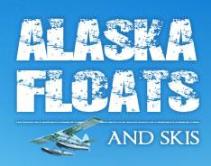 Alaska Floats and Skis logo