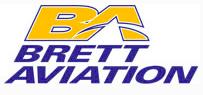 Brett Aviation logo