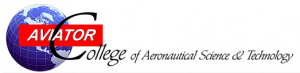 Aviator College of Aeronautical Science & Technology logo