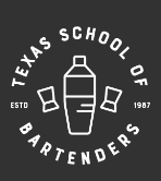 Texas School of Bartending logo