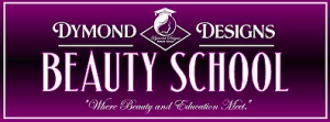 Dymond Designs Beauty School logo