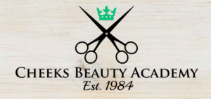 Cheeks Beauty Academy logo