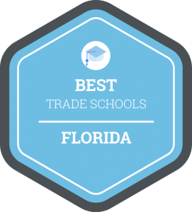 Best trade schools in Florida badge