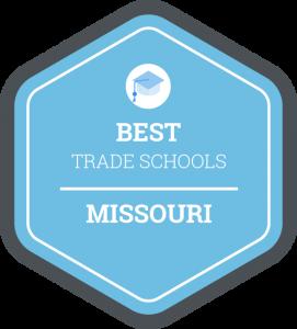 Best trade schools in Missouri badge