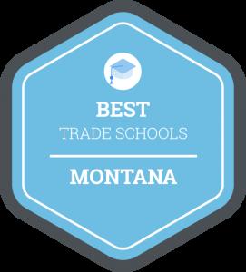Best trade schools in Montana badge