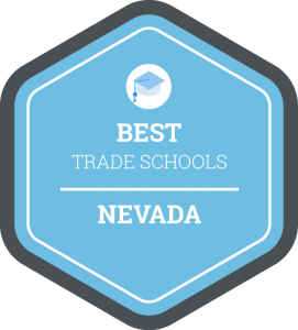 Best trade schools in Nevada badge