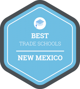 Best trade schools in New Mexico badge