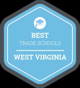 Best trade schools in West Virginia badge