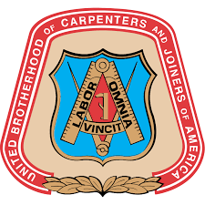 New England Carpenters Training Center in Millbury and Boston Carpenters Apprenticeship logo