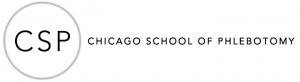 Chicago School of Phlebotomy logo