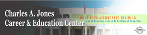 Charles A. Jones Career & Education Center logo