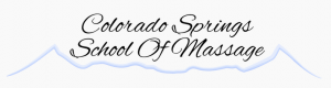 Colorado Springs School of Massage logo