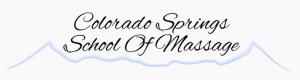 Colorado Springs School of Massage logo