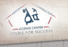 Arizona Contractor License Center logo