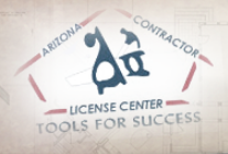 Arizona Contractors License Center logo