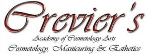Crevier's School of Cosmetology logo