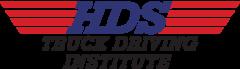 HDS Truck Driving Institute logo