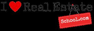 I Love Real Estate School logo