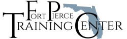 Fort Pierce Training Center logo