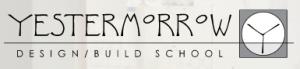 YesterMorrow Design/Building School logo