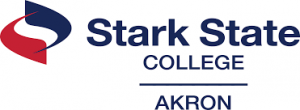 Stark State College Akron logo