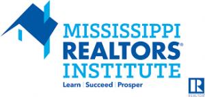 Mississippi REALTORS® Institute logo