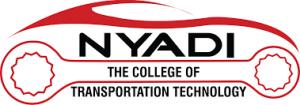 NYADI The College of Transportation Technology logo