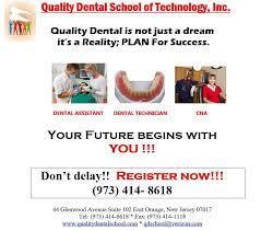 Quality Dental School of Technology, Inc. logo