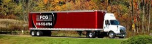FCG Truck Driver Training logo