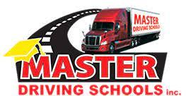 Master Driving School logo
