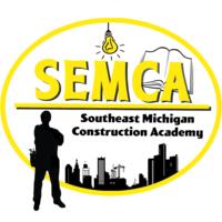 SEMCA South East Michigan Construction Academy logo