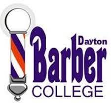 Dayton Barber College logo