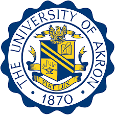 The University of Akron logo
