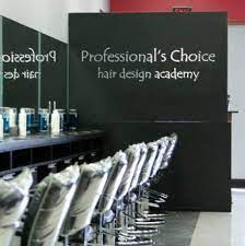 Professional's Choice Hair Design Academy logo