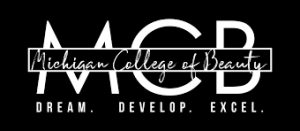 Michigan College of Beauty logo