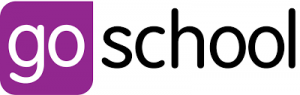 The Go School of Real Estate logo