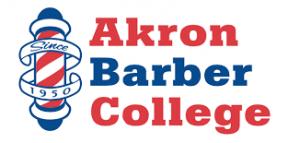 Akron Barber College logo
